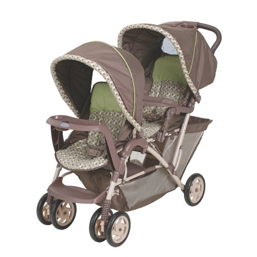 Must have products for parents of twins sarah in the suburbs for Chaise haute graco contempo