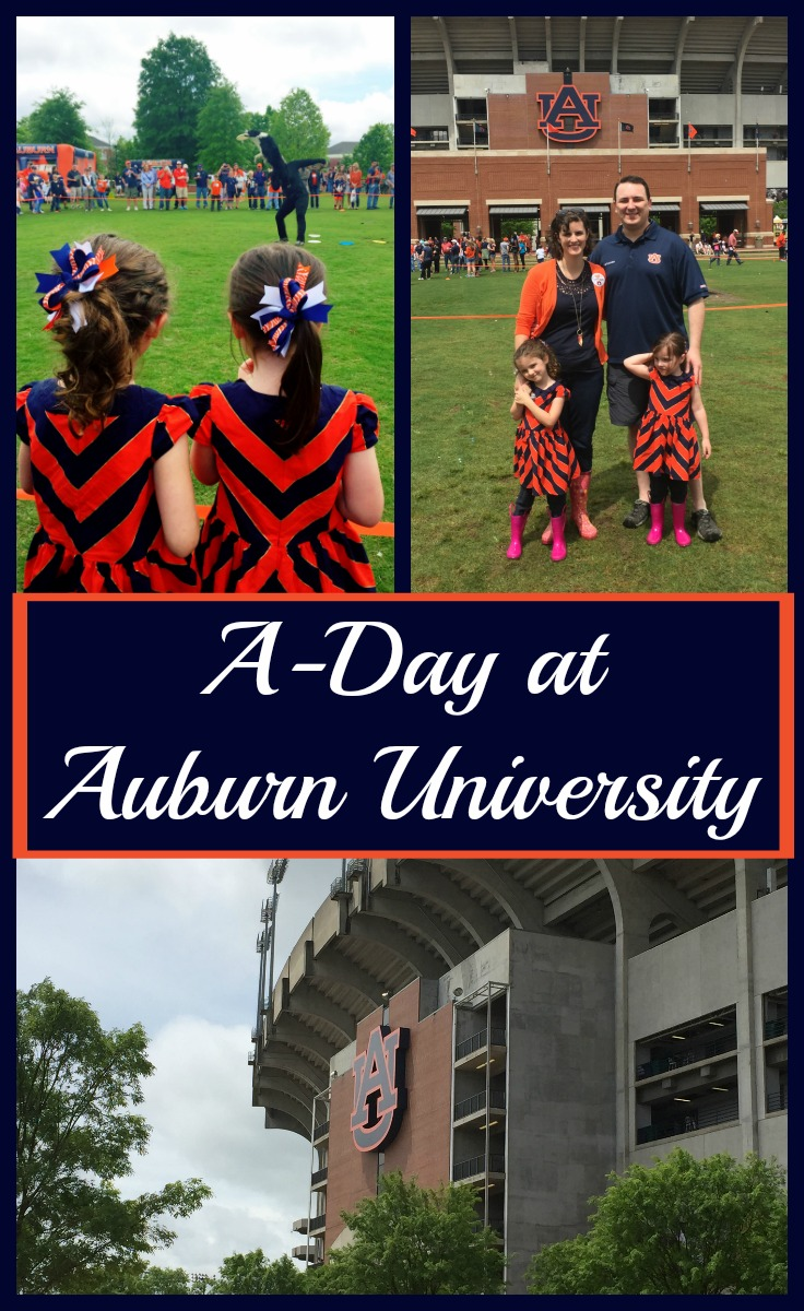 Auburn announces date for 2018 A-Day spring game