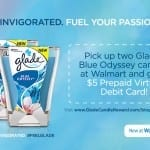 #FeelInvigorated with Glade at Walmart (and a great giveaway!)