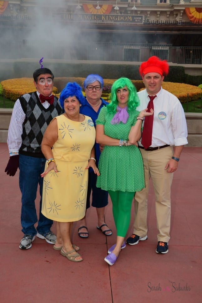 Costume Fun at Disney World