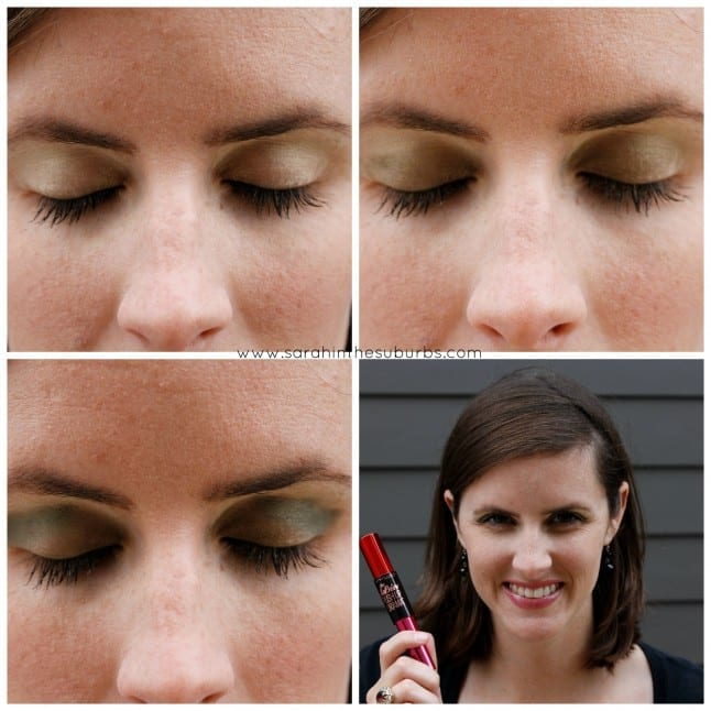 Eyeshadow Application for 5 Minute Face