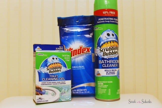 Scrubbing Bubbles Products at Walmart