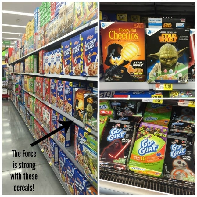 General Mills Cereals In-Store Photos