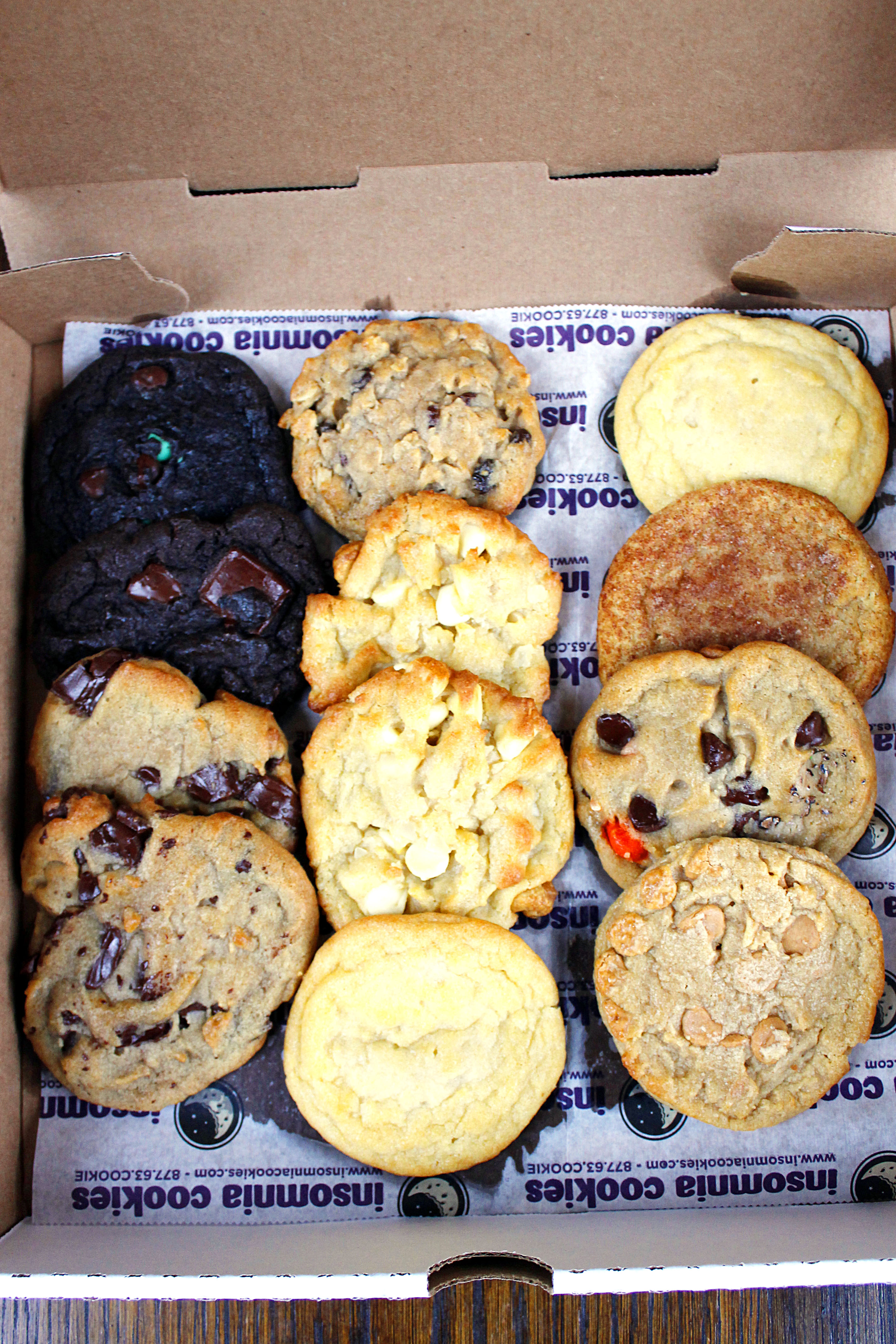 Celebrate National Cookie Day with Insomnia Cookies! - Sarah in ...