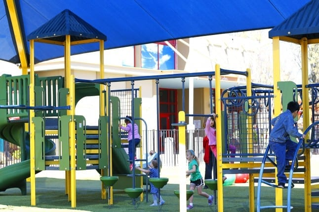 Outdoor Playspace at CMOM