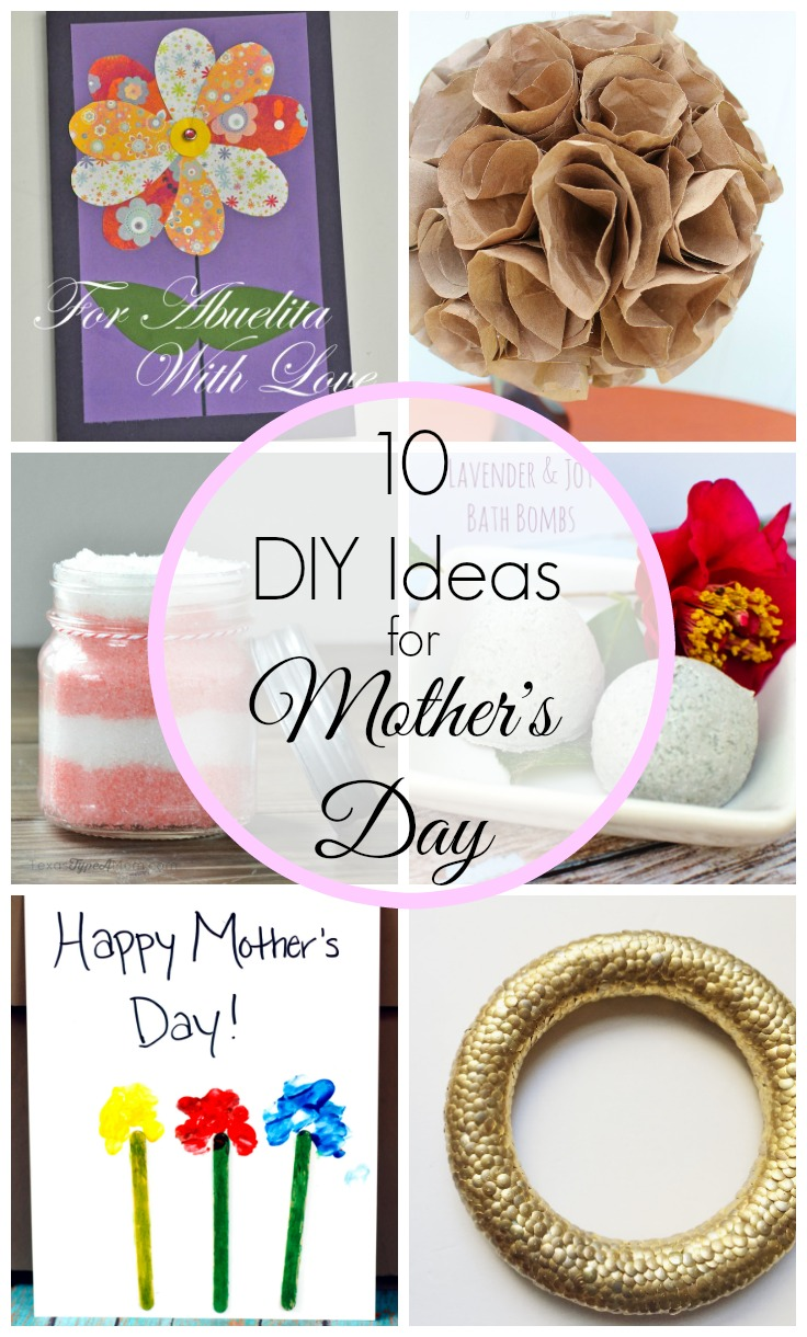 10 Diy Ideas For Mother S Day Sarah In The Suburbs
