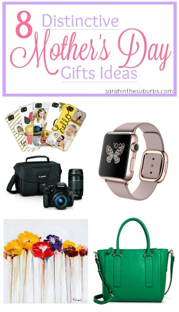 8 Distinctive Mother's Day Gift Ideas