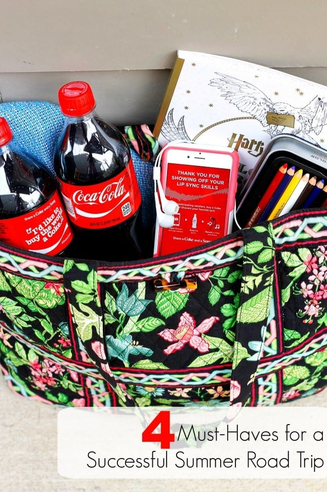 4 Must-Haves for a Successful Summer Road Trip