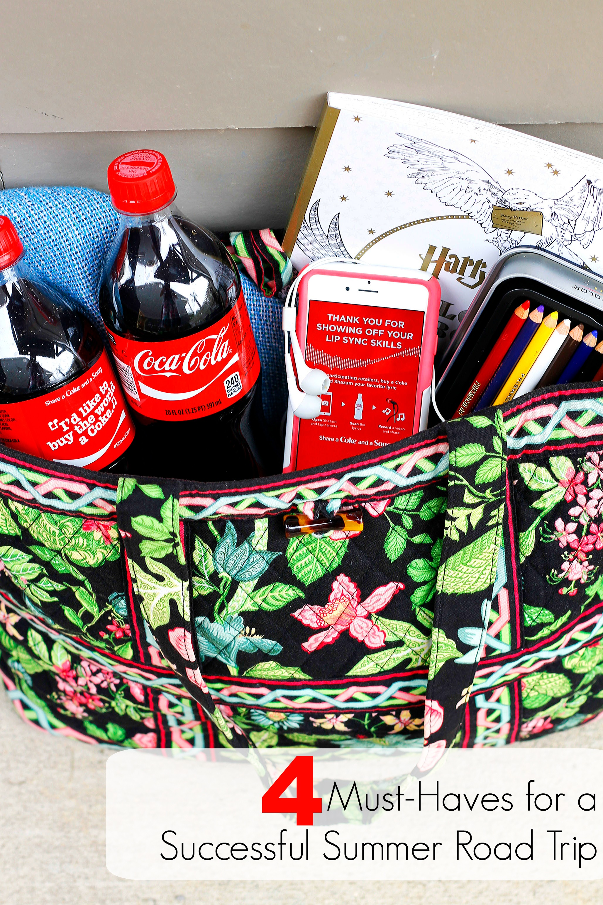 Road trip items for adults