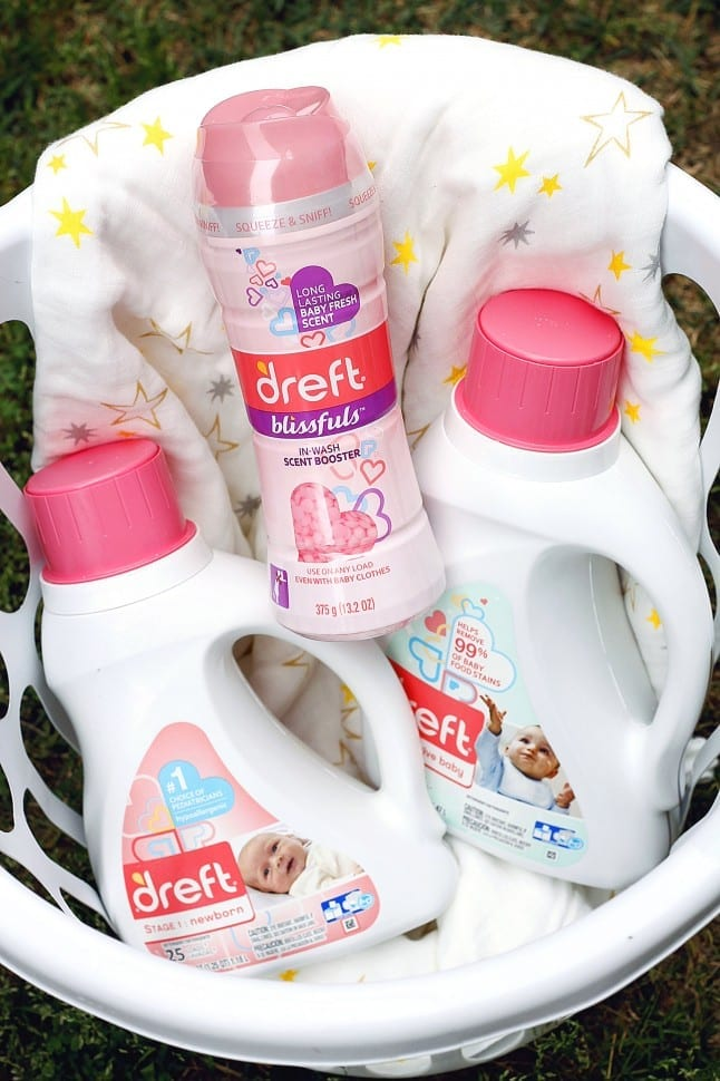 Dreft Baby Bundle Giveaway