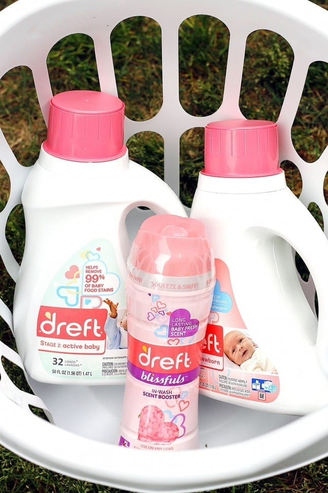 Dreft Laundry Products for Baby