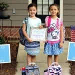 How to Survive Your Child's First Day of School