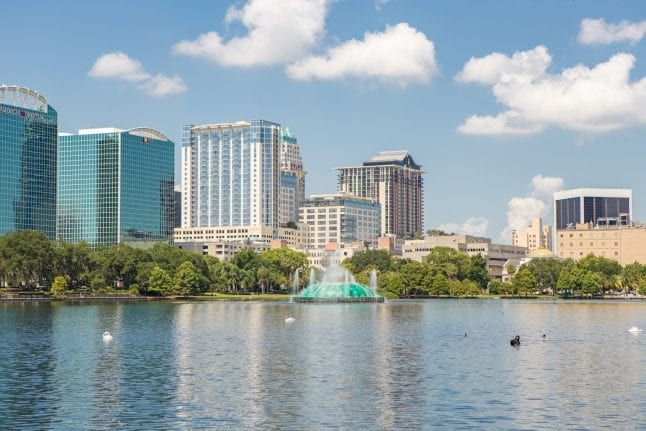 Where to Stay in Orlando Florida