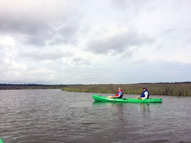 Eco-Tours are a fun way to experience Alabama's Gulf Coast