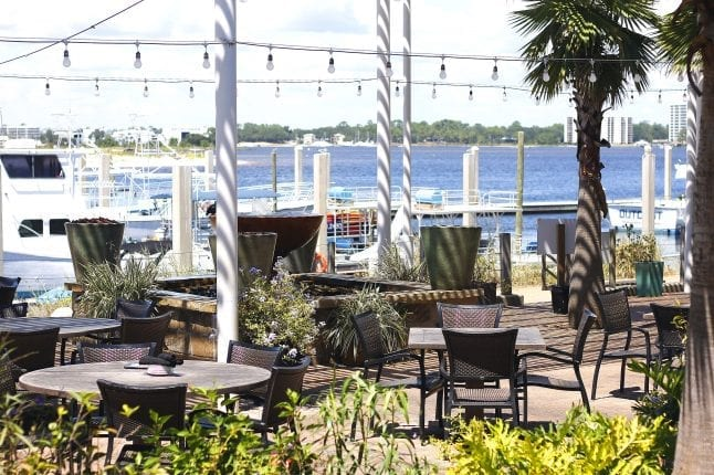Eat at Cobalt on Alabama's Gulf Coast in Orange Beach