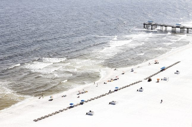 Shoulder season in Orange Beach, Alabama means less crowds.