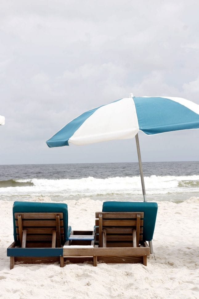 Relax on Alabama's Gulf Coast