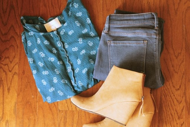 This set wasn't my favorite, and Stitch Fix will gladly accept returns.