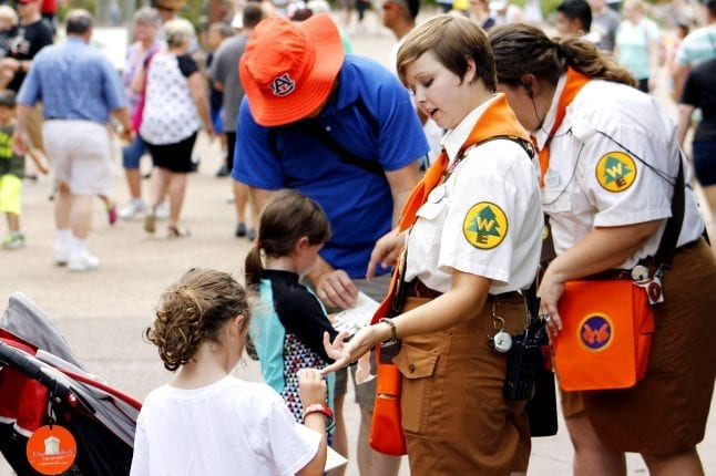 Disney Kids will love the Wilderness Explorers activity.