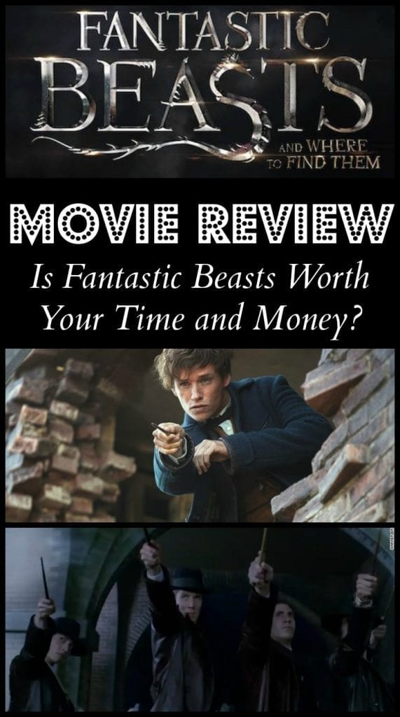 Is Fantastic Beasts and Where to Find Them awful? Is it amazing? Is it somewhere in between? Read this review to find out if you should see this film (and you don't even have to be an HP fan to see it)!