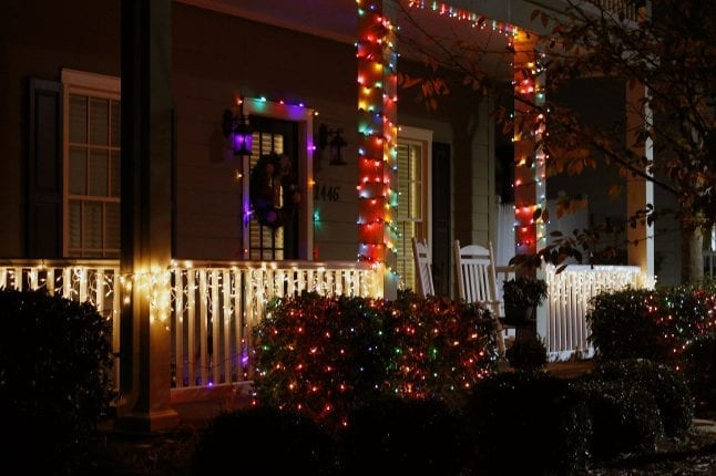 Holiday decorating can be damage free with Command Brand.