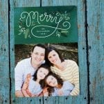 Christmas Greetings from Minted
