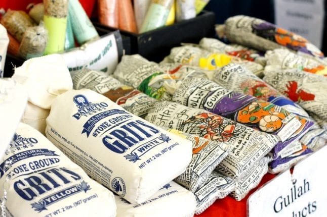 Charleston City Market is a great place to visit and shop.