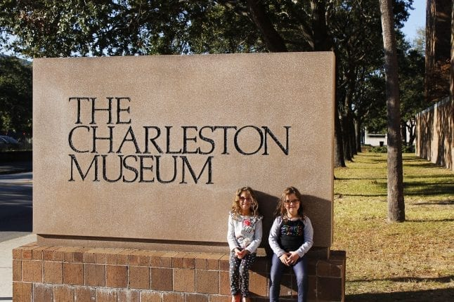 We loved the learning and fun that can be had at The Charleston Museum.