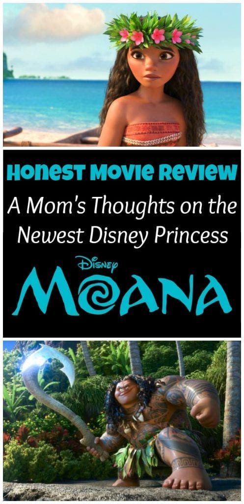 "Curious about Disney's Moana? Find out why I think parents should take their kids (yes, even the boys), and why you'll be singing ""You're Welcome"" when you leave the theater!"