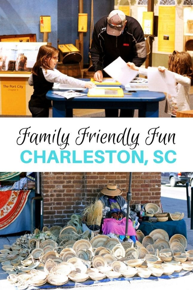 Family Friendly Fun in Charleston, SC is easier than you think! Let me help you plan your trip with 13 exciting things to do and see. Historical sites, shopping, and kid-friendly venues are all available!