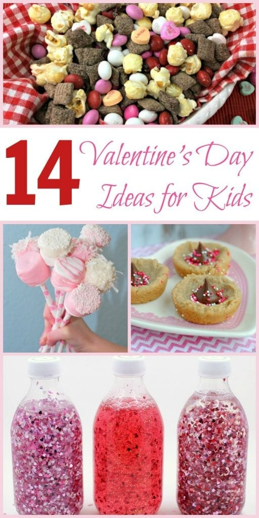 14 great Valentine's Day ideas for kids! We've got your covered from food to activities to cards. Try our Valentine's Day ideas for kids and enjoy sharing the love.