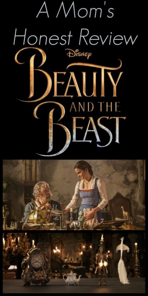 Movie Review Beauty and the Beast: A mom's honest take on the new music, characters, and the controversy. Read the review before you see the movie!