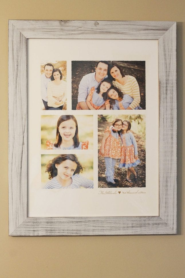 Mother's Day Gift Guide includes Minted wall art.