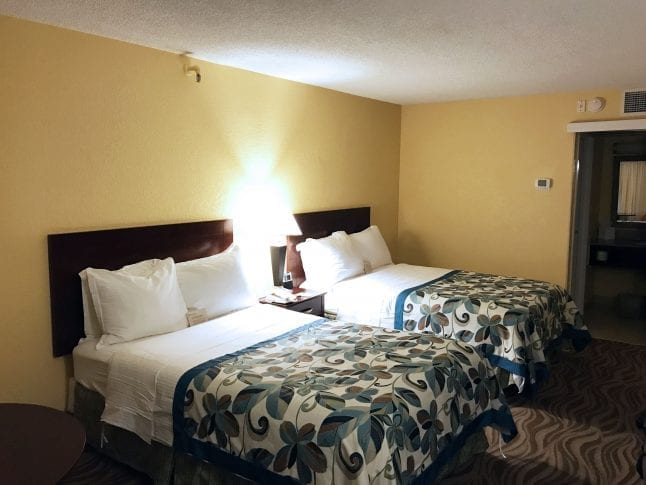 Reasons to stay at Wyndham Lake Buena Vista include its room choices.