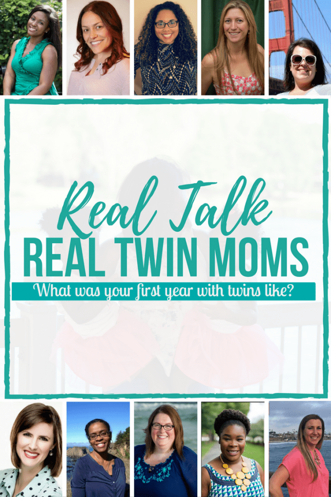 What is the first year with twins like? Find out the answers from real moms just like you. Candid, honest answers give you insight into the first year of life as a parent of twins.