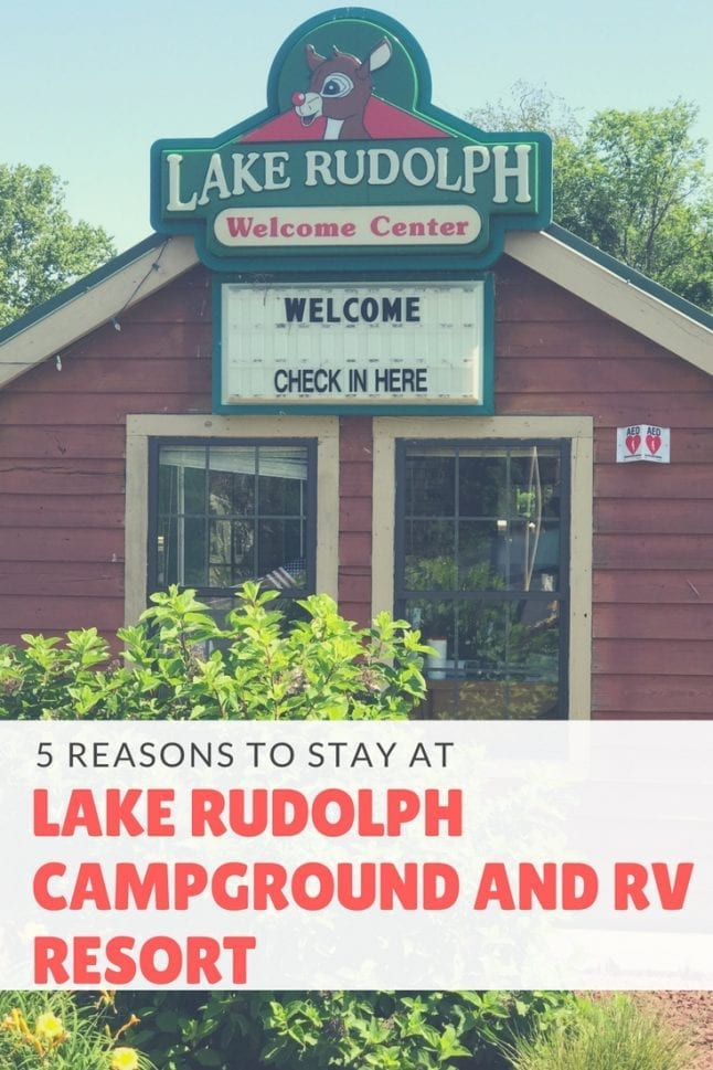 Plan you visit to Holiday World with 5 reasons to stay at Lake Rudolph Campground and RV Resort. There are plenty of amenities that make this location the best. If you're heading to Holiday World, this is where you'll want to stay.