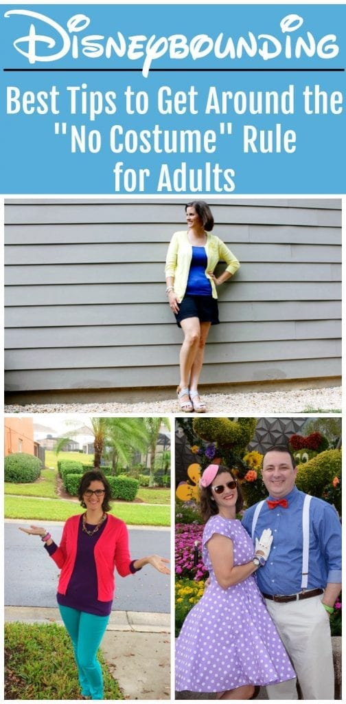 Best tips for Disneybounding are here! Learn what Disneybounding is, how to do it, and how it helps you show off your Disneyside! It's easier than you think to Disneybound on your next vacation!