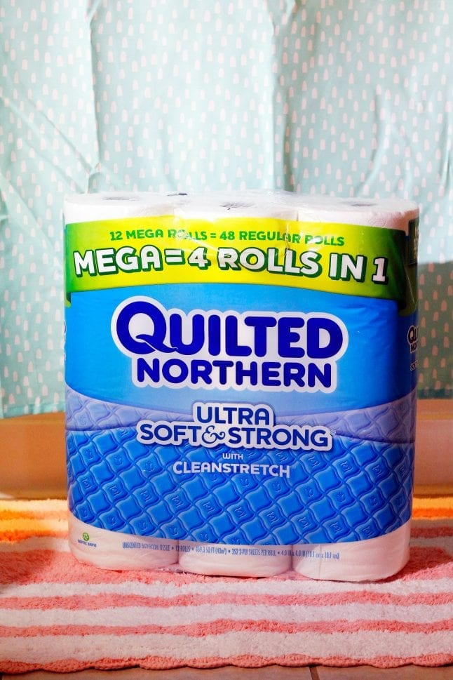No DIY Bathroom Refresh #MegaSummerRefresh AD