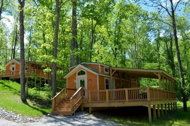 Reasons to Stay at Lake Rudolph Campground and RV Resort