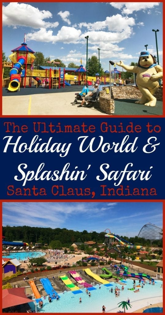 The Ultimate Guide to Holiday World in Santa Claus Indiana