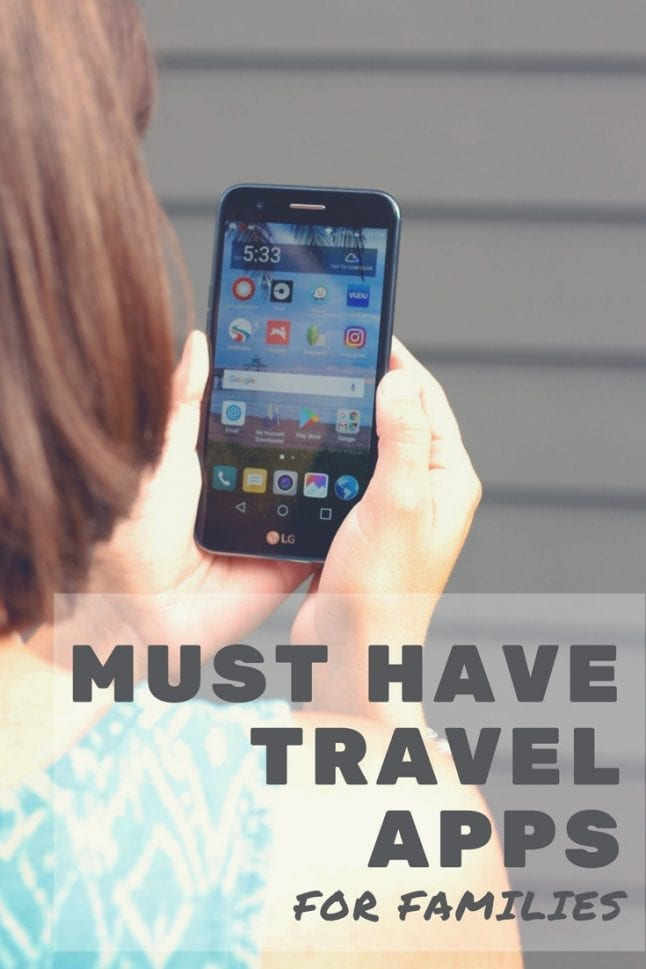 Spend your money on fun, not bills! These travel apps will save your time and money, just like Walmart Family Mobile. My must have family travel apps will make your vacations so much easier! ad #SummerIsForSaving