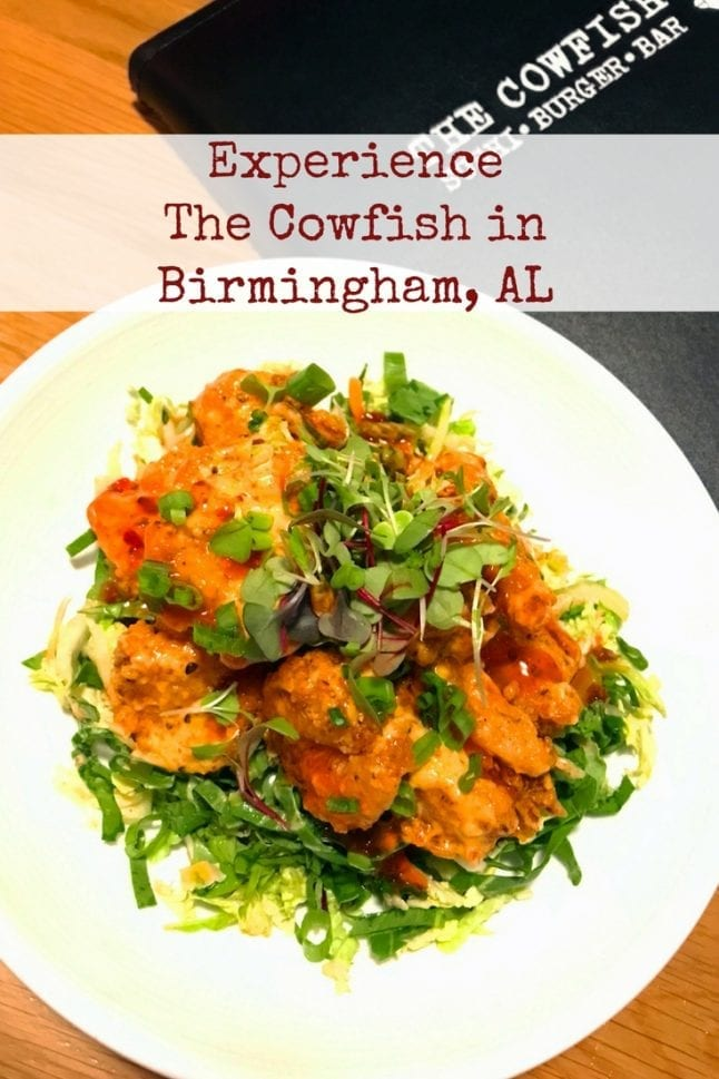 The Cowfish is opening its newest location in Birmingham on July 26, 2017. If you've never visited before, The Cowfish is a unique experience! Read about their newest locations and my recommendations for food.