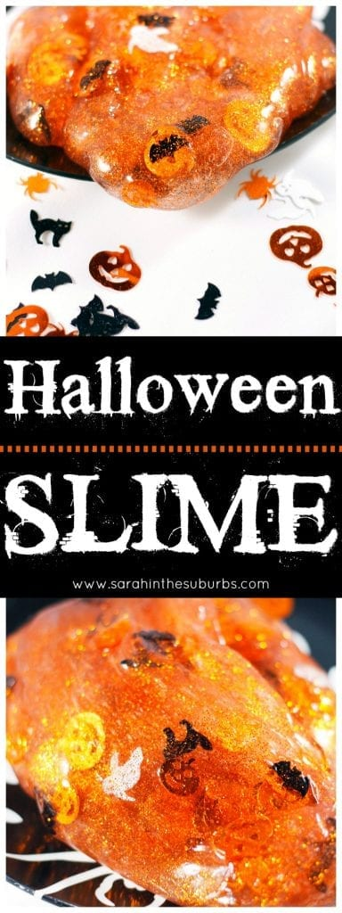 Get your kids excited about Halloween with this easy DIY recipe! Just a few simple ingredients combine to make Halloween slime a hit! Included are tips for the best outcome possible with the recipe.