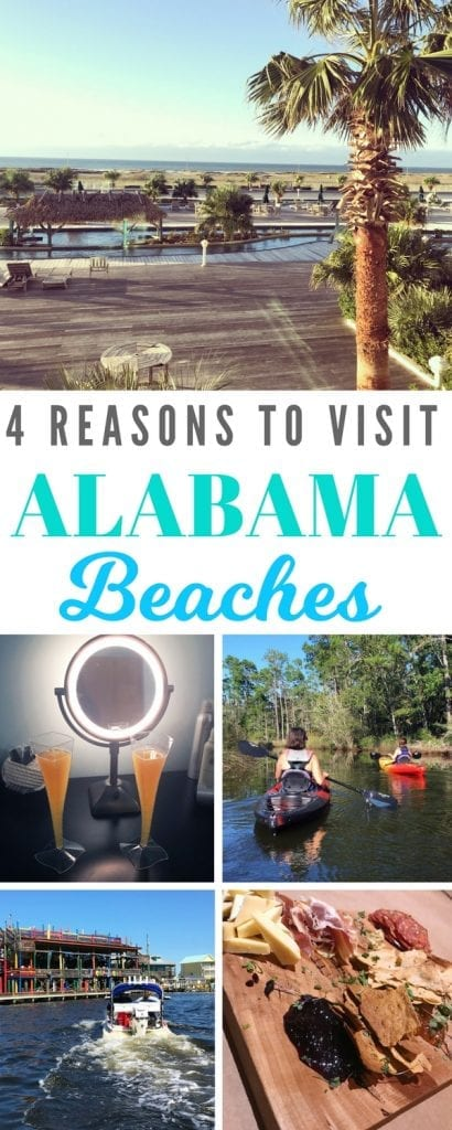 Where are the best beaches in the US? Believe it or not, they're in Alabama! Yes, Alabama has beaches. Check out these 4 reasons to visit Alabama beaches, and get started planning your trip today.