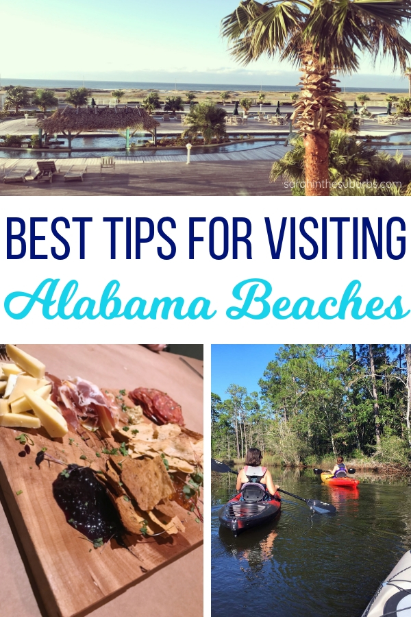Where are the best beaches in the US? Believe it or not, they're in Alabama! Yes, Alabama has beaches. Check out these 4 reasons to visit Alabama beaches, and get started planning your trip today. #visitalbeaches #visitalabama #beachtrip #beachtravel #usatravel #southerntravel #traveltips #familytravel
