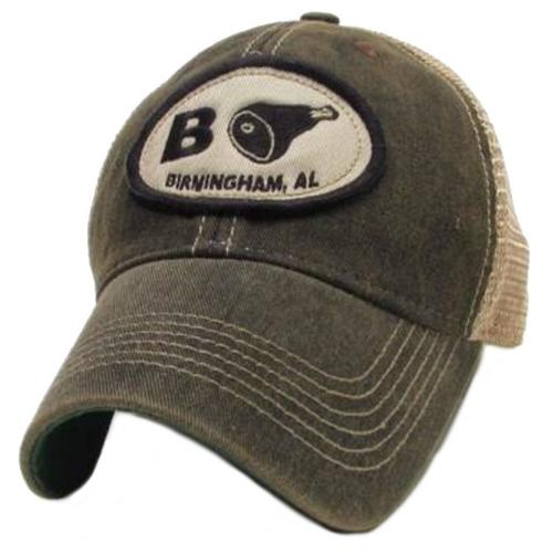 Original B'ham hat- Small Business gift guide giveaway