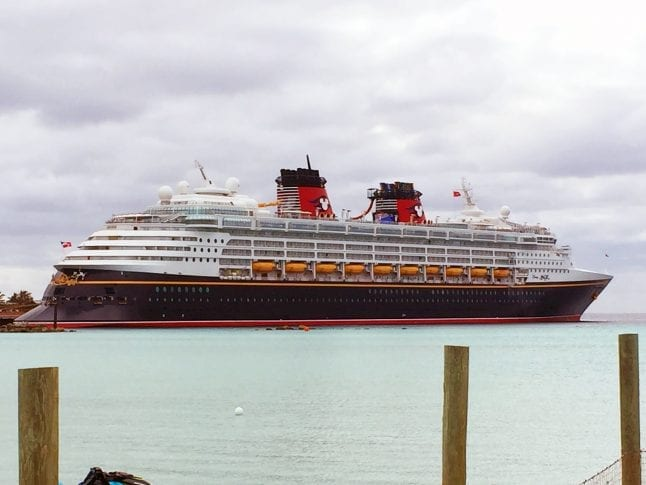 Disney Cruise Line guests love to participate in Fish Extender gift exchanges.