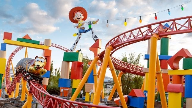 Opening date for Toy Story Land is June 30