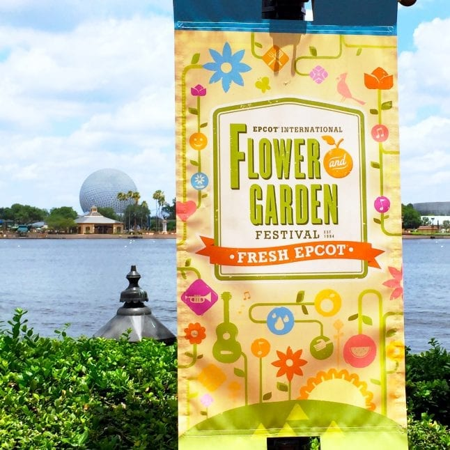 Flower and Garden Poster