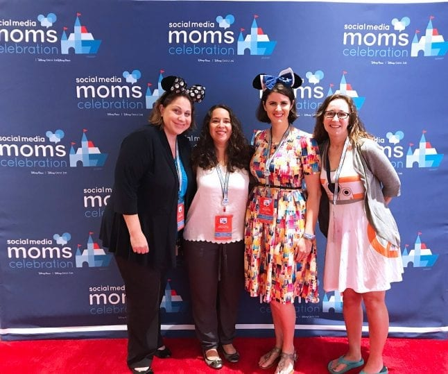 Friendships made and grow at Disney Social Media Moms Celebration.